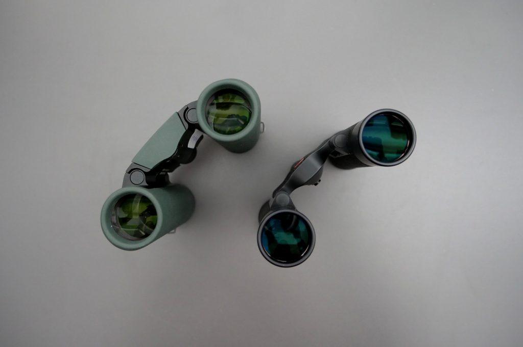 Swarovski CL Pocket 10x25 and Leica Ultravid 10x25 BL AquaDura
