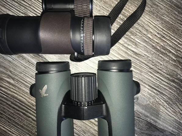 Blaser Primus 8x30 VS. Swarovski EL 8x32