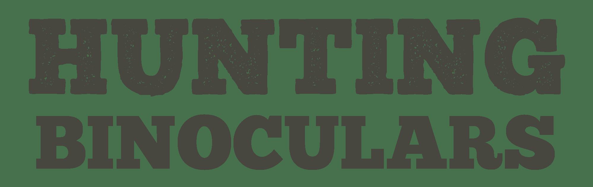Hunting Binoculars Blog
