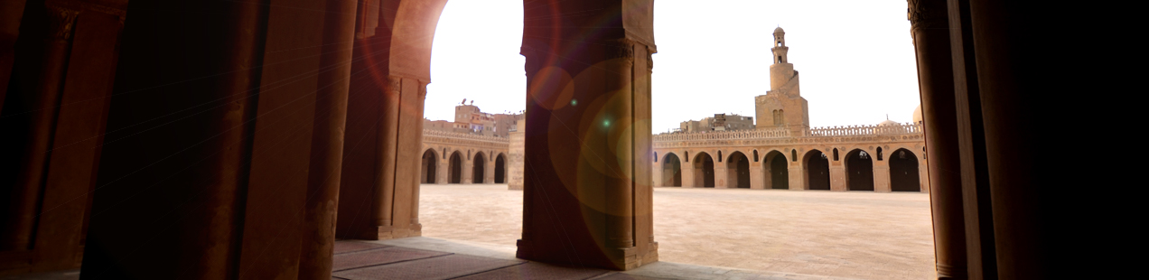 Ibn Tulun Mosque Cairo The Spy Who Loved Me James Bond