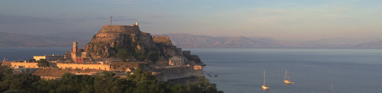 Old Fort Corfu from For Your Eyes Only