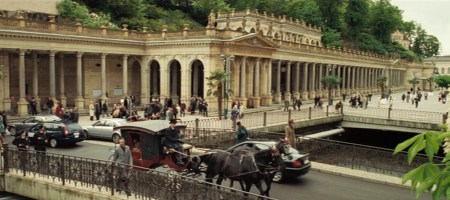 Mill Colonnade Karlovy Vary Casino Royale James Bond