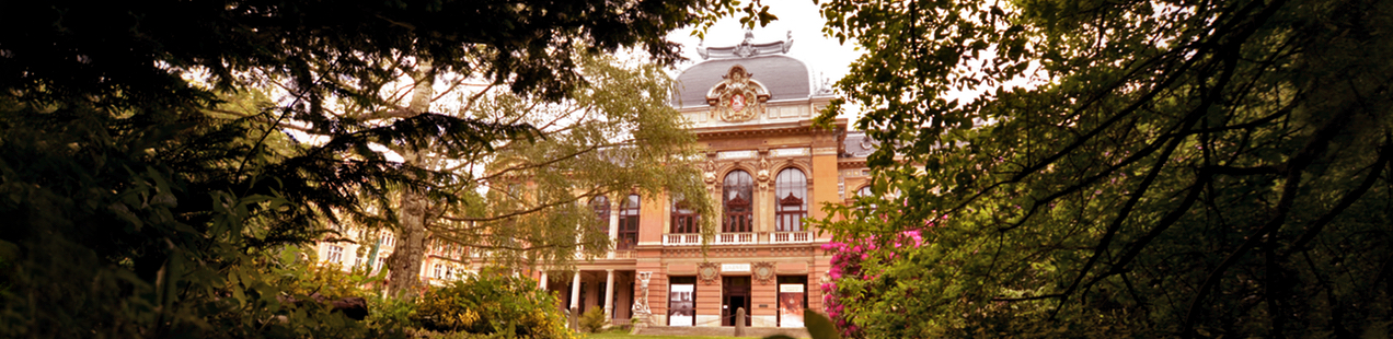 Kaiserbad Spa Karlovy Vary from Casino Royale