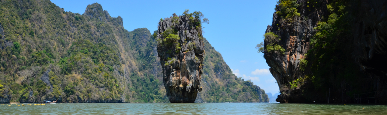 James Bond Island How To Get To Khao Phing Kan On A Budget