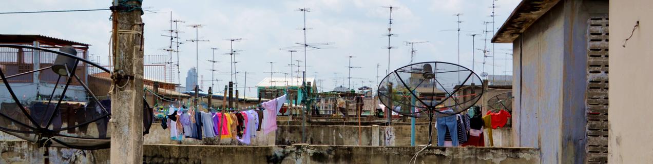 Bangkok Roofs
