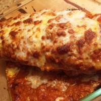 Big Yellow Squash Lasagna