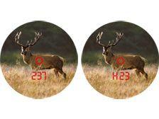 Rangefinder Binoculars Deer