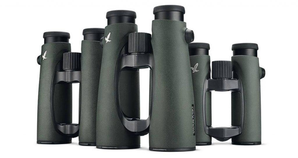 Swarovski Optik EL Rangefinder Binoculars