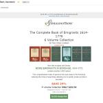 GenealogyBank Marketing Email