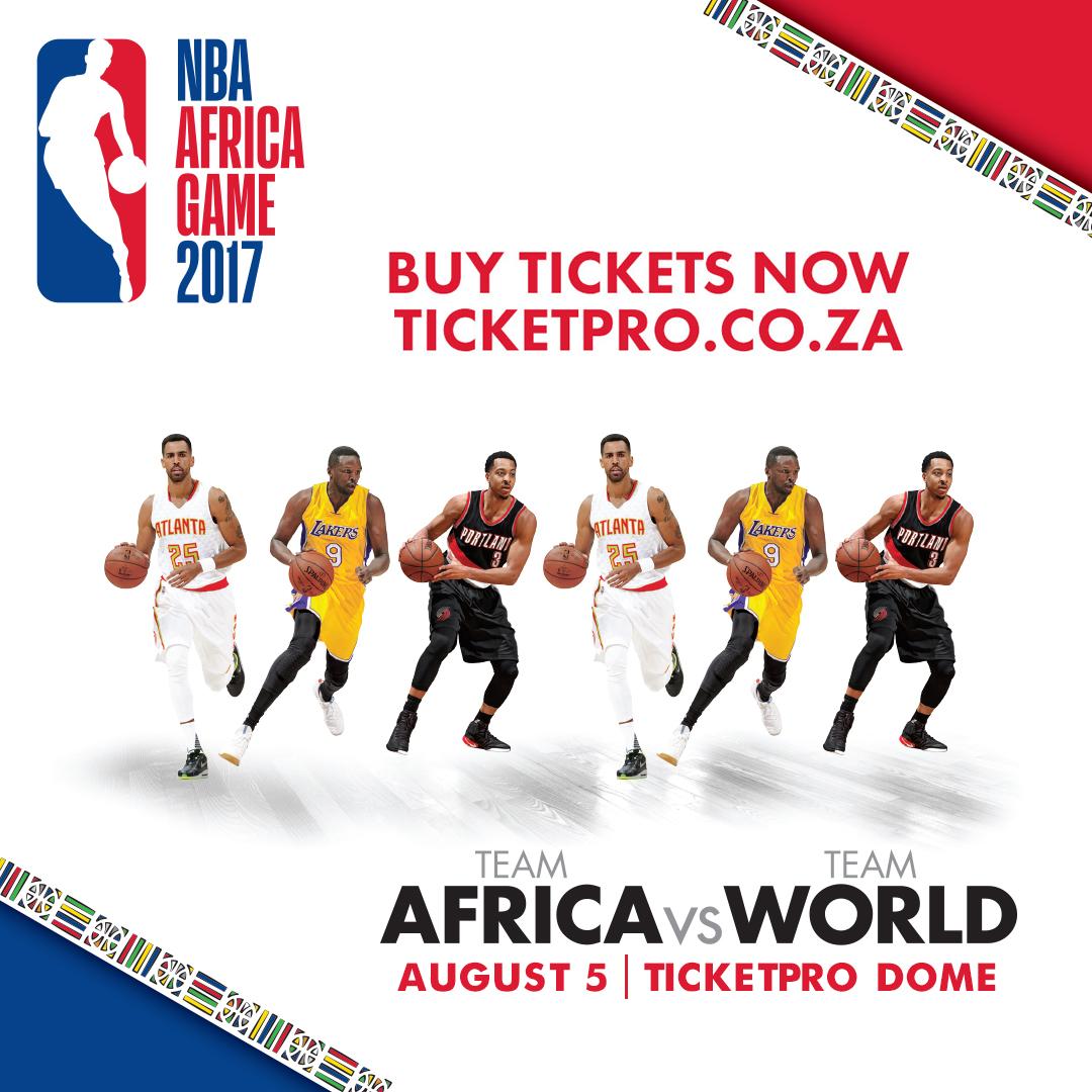 NBA Africa Game 2017