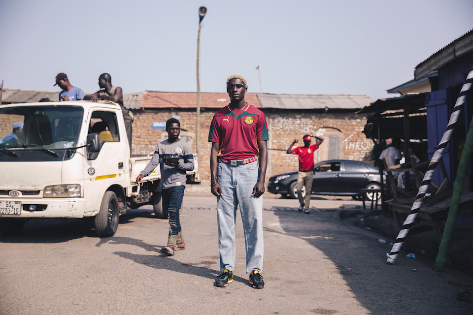 PUMA & Daily Paper Look to African Heritage & Football for Second Collection