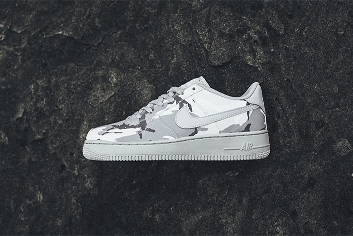 "Nike Air Force 1 ""Camo"" Pack"