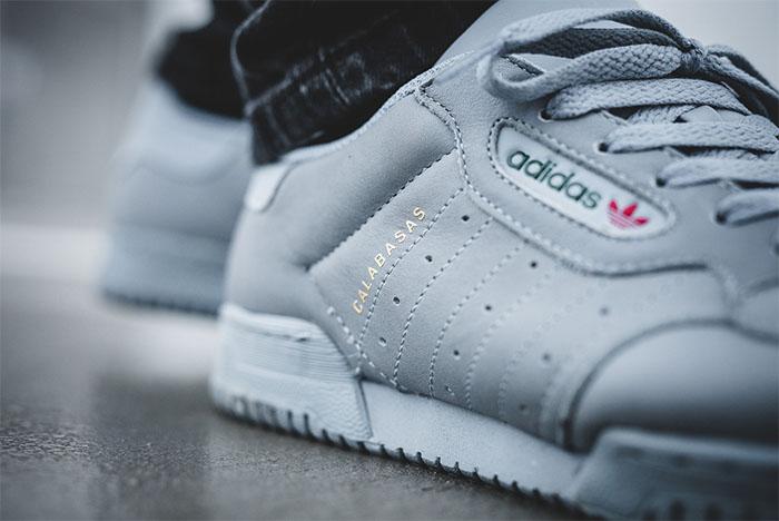Kanye West x adidas Yeezy PowerPhase Grey
