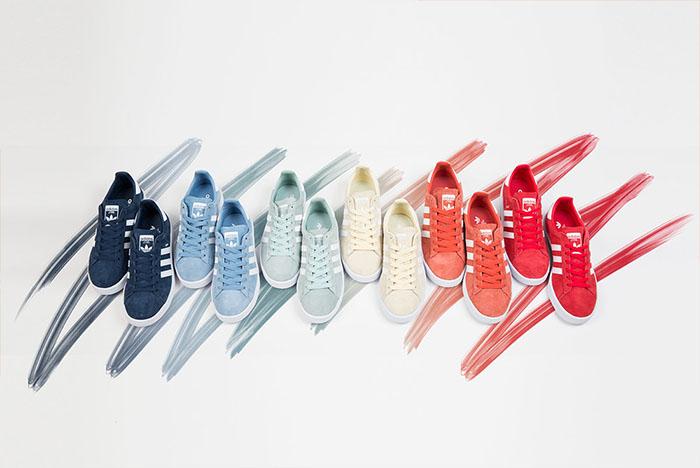 The adidas Campus Gets an adicolor Ensemble