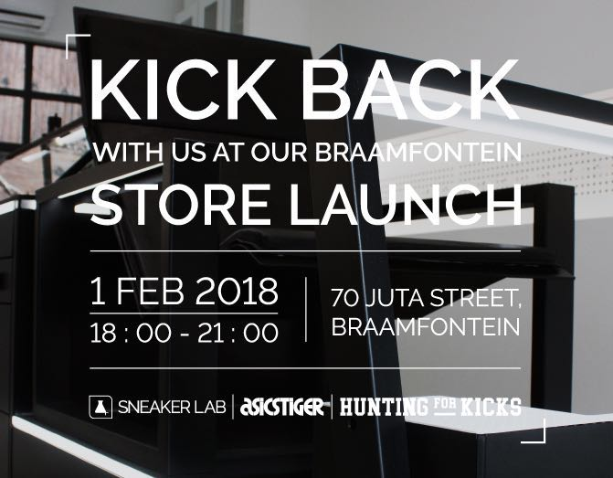 Sneaker LAB Flagship Store Launch