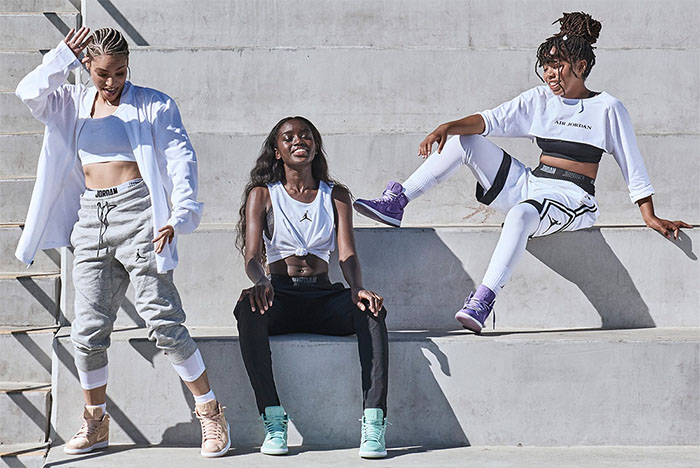 Jordan Brand Deliver Ten Tonal Treats With the AJ1 Season of Her Collection