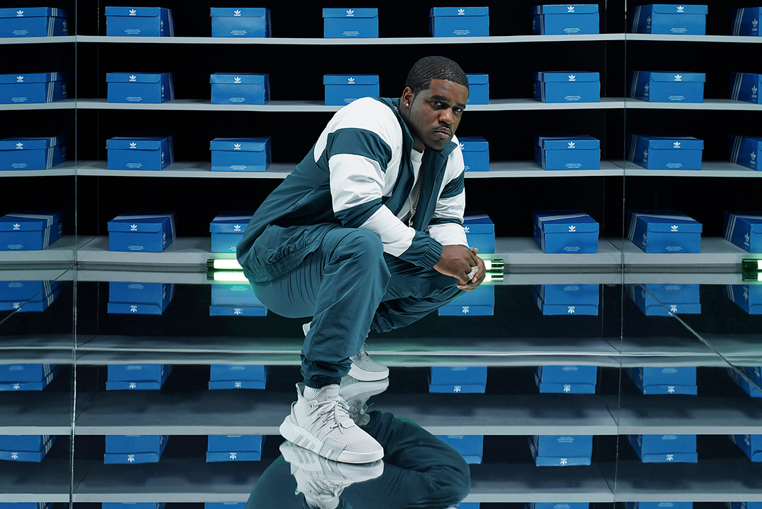 A$AP Ferg Unveils adidas's EQT Basketball ADV Sneaker