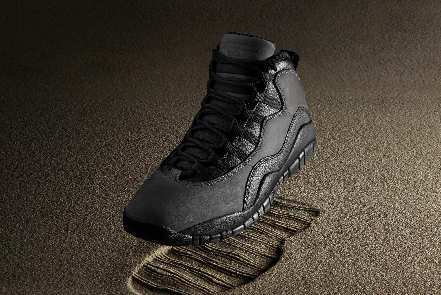 The Air Jordan 10 'Shadow' Gets Official Release Date