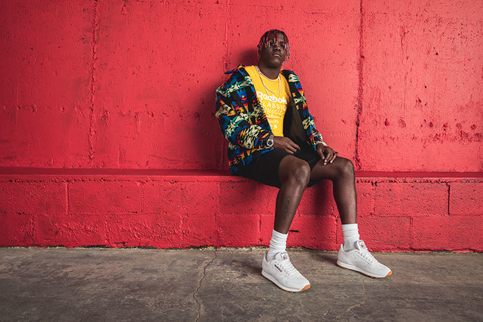 Lil Yachty and Reebok Team Up on the Classic Leather