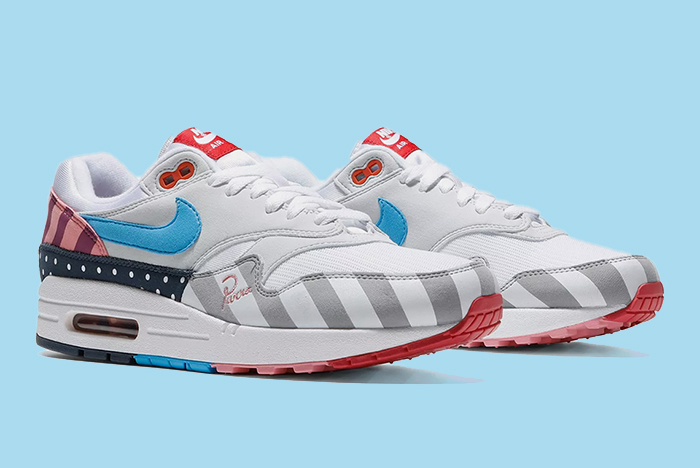 Parra x Nike Have an Air Max 1 Collaboration Coming soon