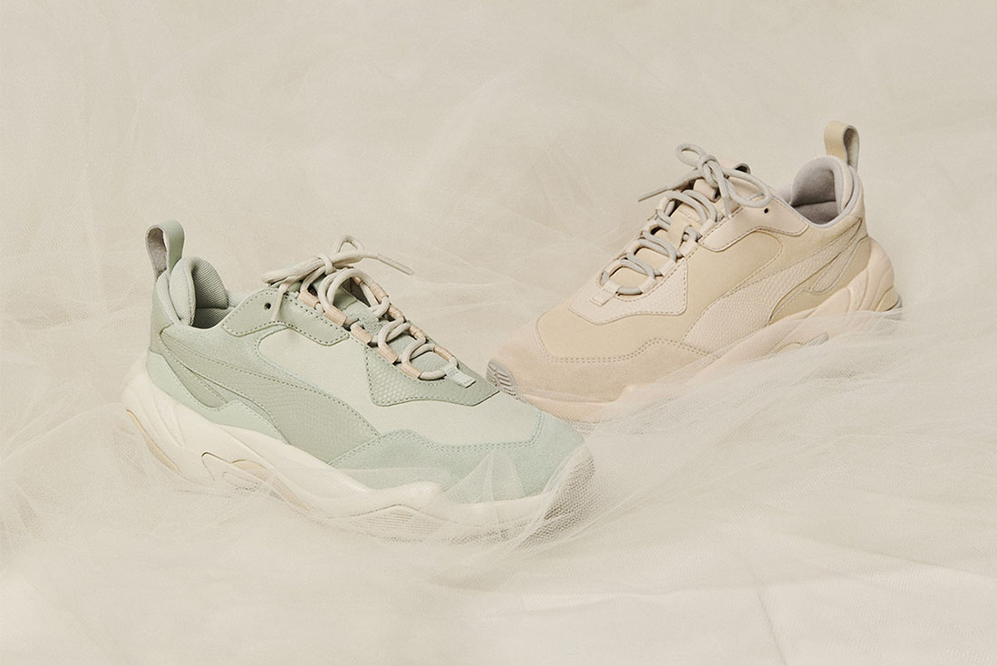 Prepare Yourself for a PUMA 'Thunder Desert' Storm
