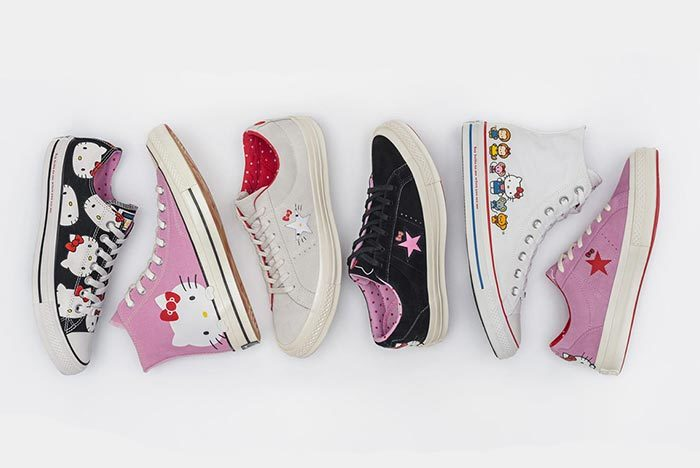 Converse Go Kawaii for Latest Collection