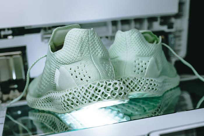 official photos 5715b d9f19 Daniel Arsham's adidas Futurecraft 4Ds Have a Hidden Message ...