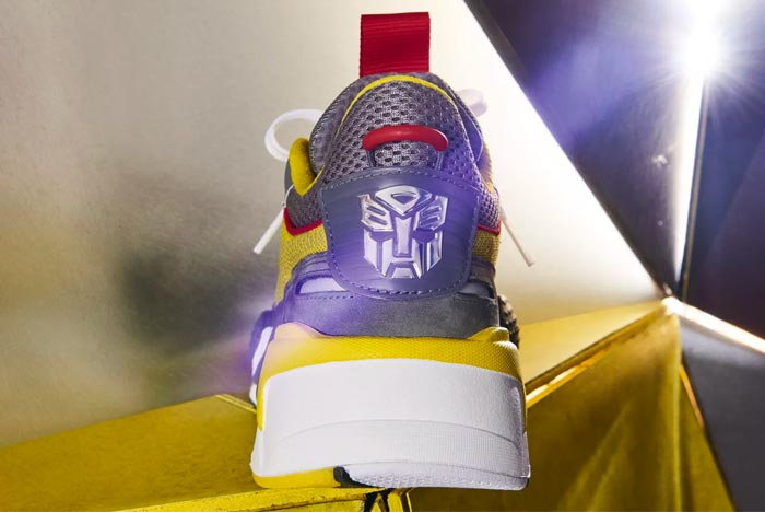 PUMA Link up With Hasbro for 'Transformers' Collection