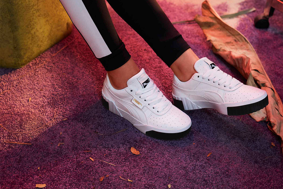 PUMA Taps an Old Favourite for Their New 'Cali'