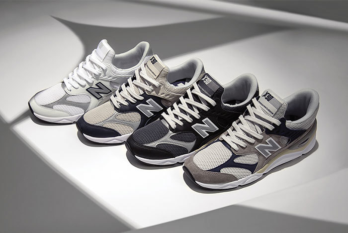 New Balance's X-90 'Reconstructed' Pack is So 90s