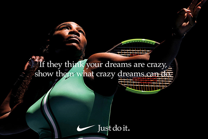 Nike Dream Crazier