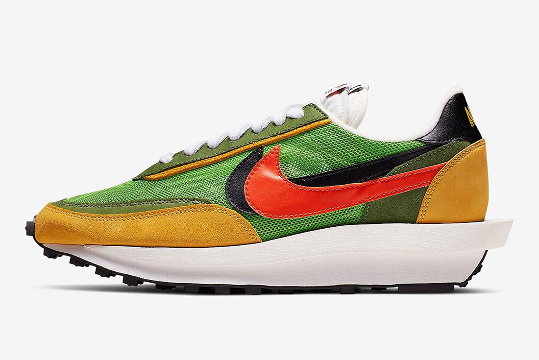 Where to Buy the Sacai x Nike LDV Waffle
