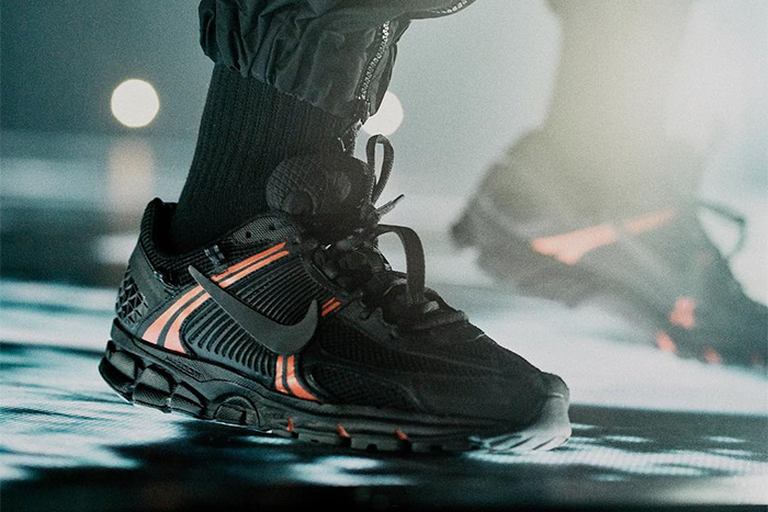 Drake Breaks Out His Own Nike Zoom Vomero 5