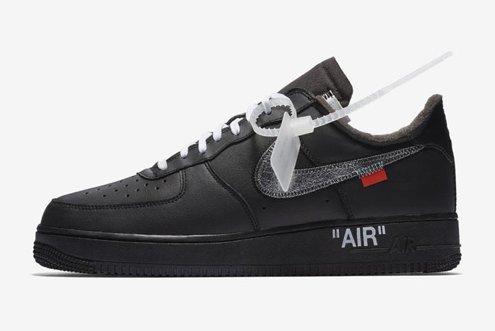 Off-White x Nike Air Force 1 'MoMA' Drop Incoming?