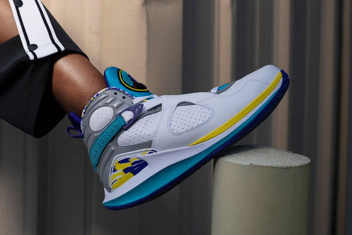 First Look: Air Jordan 8 NikeCourt Hybrid