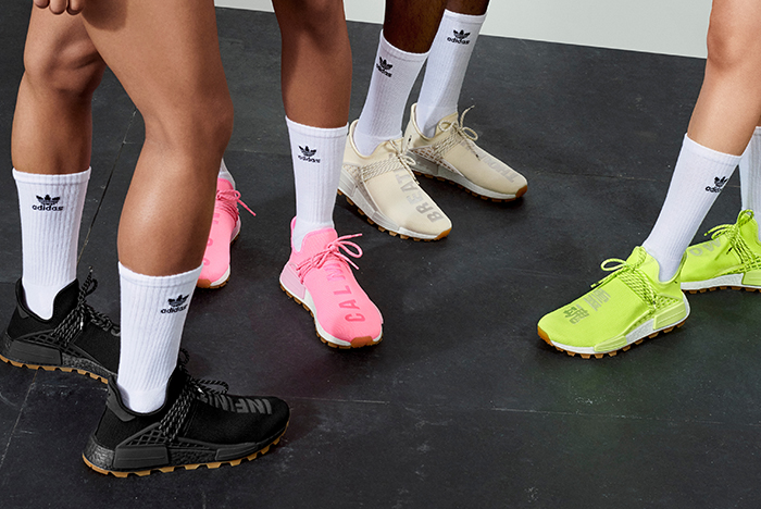 Pharrell Williams and adidas Proclaim 'Now Is Our Time'