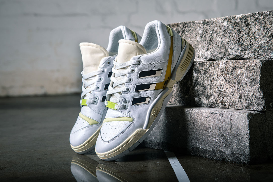 Highs and Lows Give the adidas Edberg Comp the Consortium Treatment