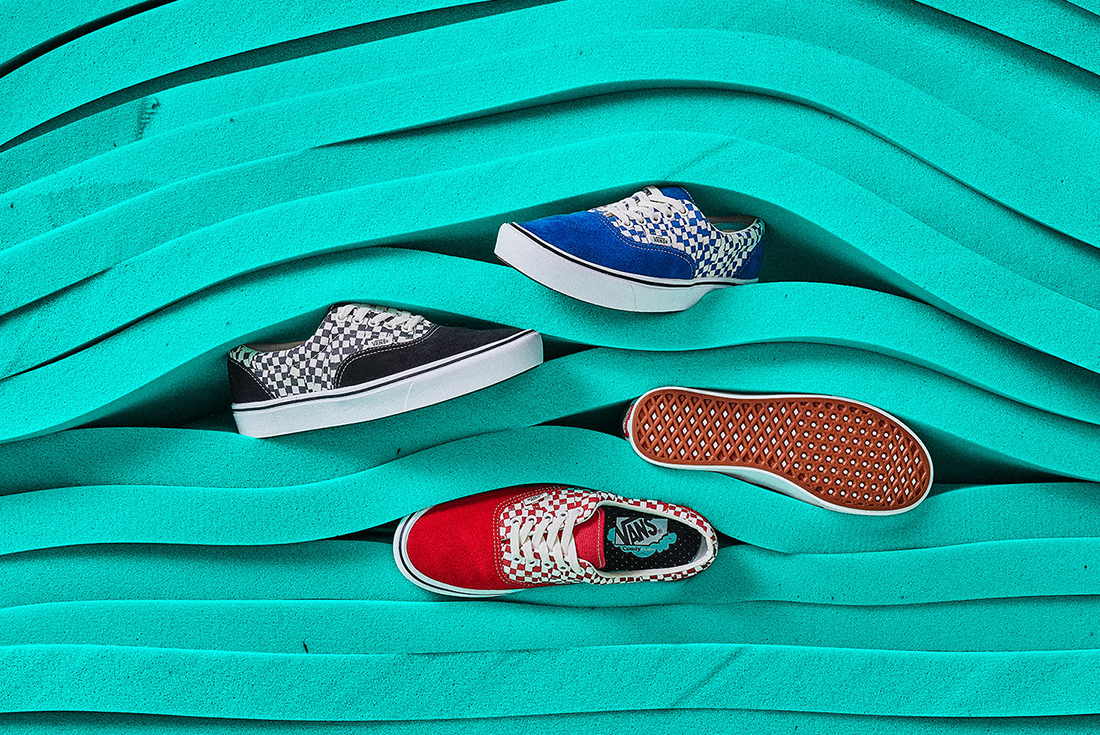 Vans Continues Focus on Comfort and Style All in One with ComfyCush