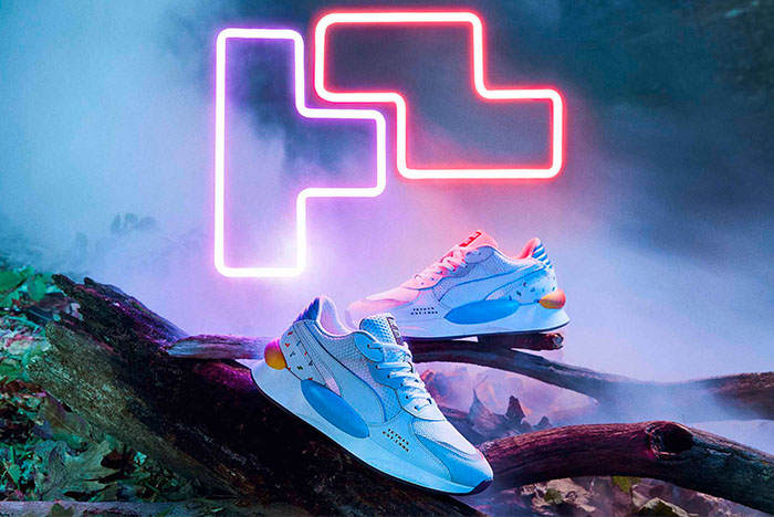 PUMA CELEBRATES ICONIC VIDEO GAME TETRIS WITH NEW COLLECTION