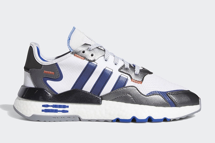 Star Wars x adidas Nite Jogger 'R2-D2' Gets a Release Date