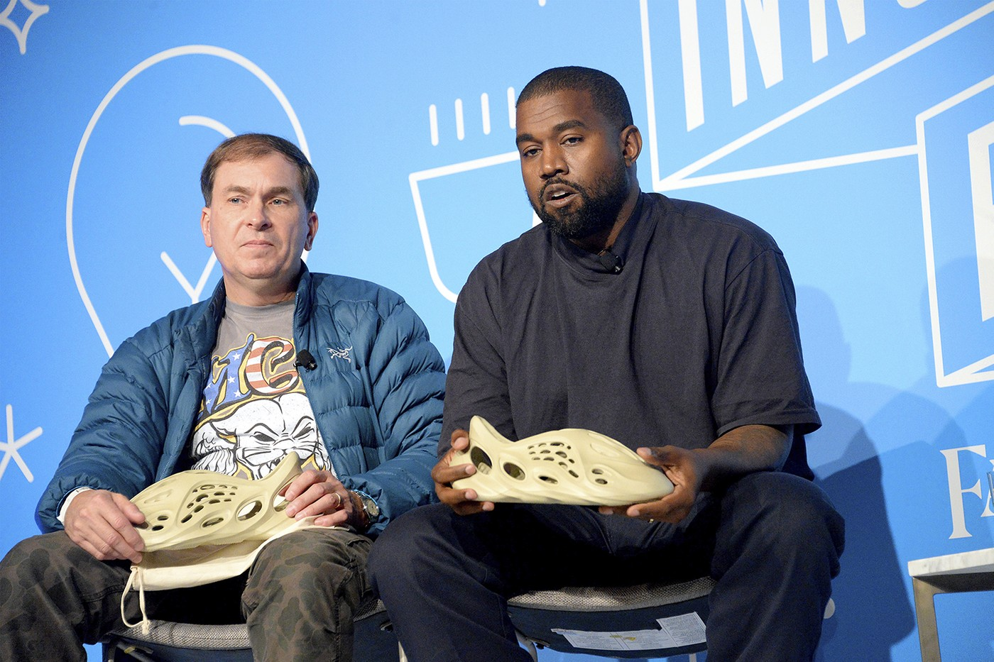 Kanye West Says Yeezy Foam Runner Is Made in USA from Algae