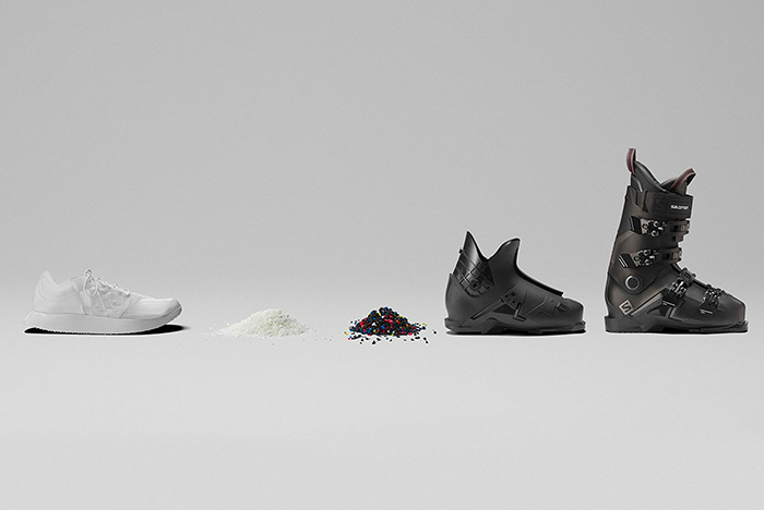Salomon Developing Completely Recyclable Sneakers