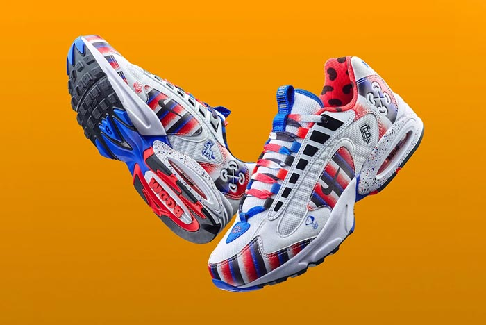 The Nike Air Max Triax 96 'Doernbecher' Drips with Detail