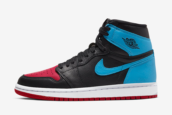 Where to Buy the Air Jordan 1 'UNC to Chicago'