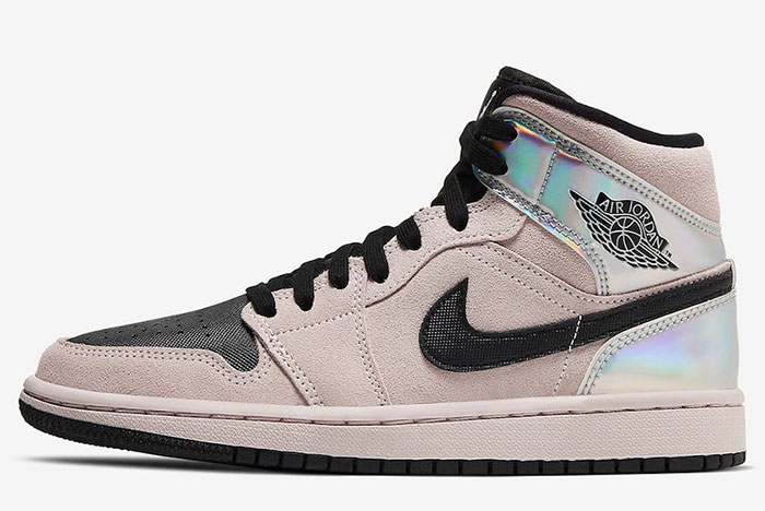 The Air Jordan 1 Gets an Iridescent Makeover