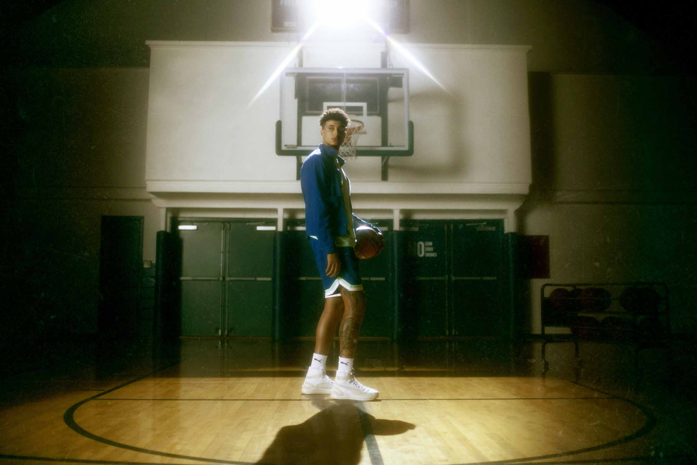 J.Cole and PUMA Announce Partnership With Short Film