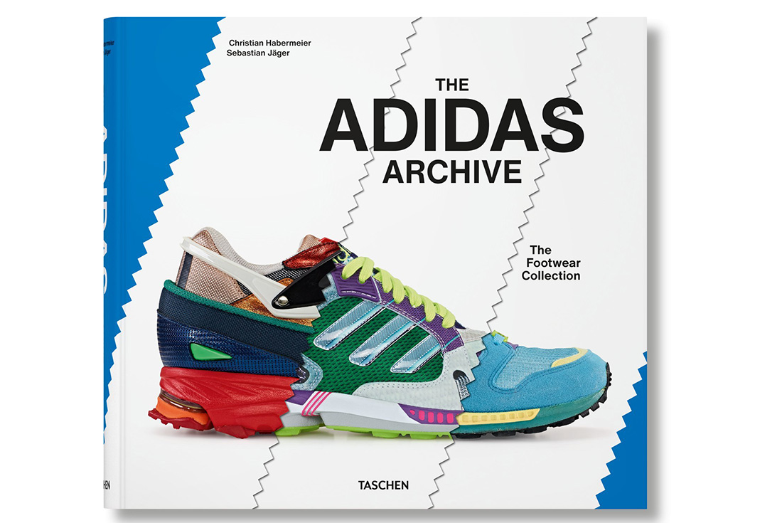 Check Out the New TASCHEN adidas Archive Book!