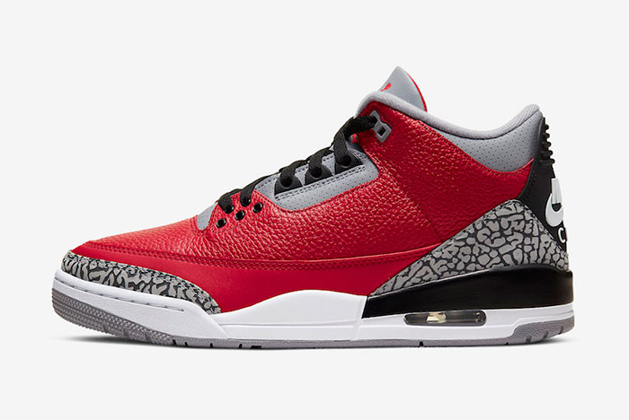 The Air Jordan 3 'Nike Chi' Gets a Wider Release!