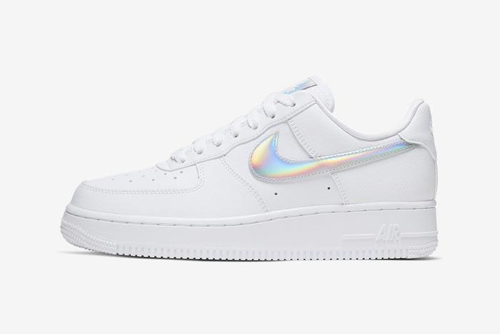 This Nike Air Force 1 Shines Bright Like a Diamond