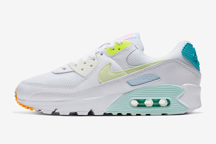 Nike Goes Pastel on the Air Max 90